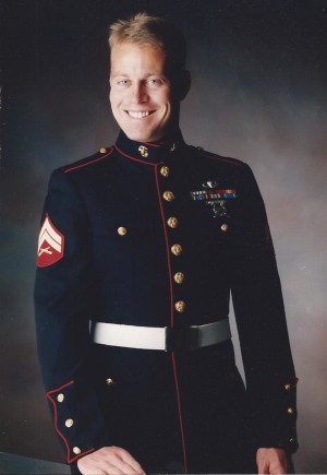 Attorney Eric Torberson Marine Veteran Lawyer for veterans