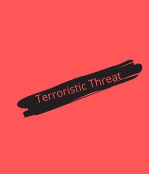 Punishment for Terroristic Threat