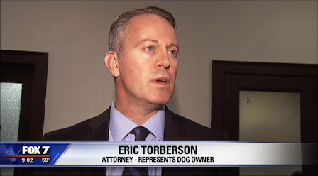 Attorney Eric Torberson Fox Interview